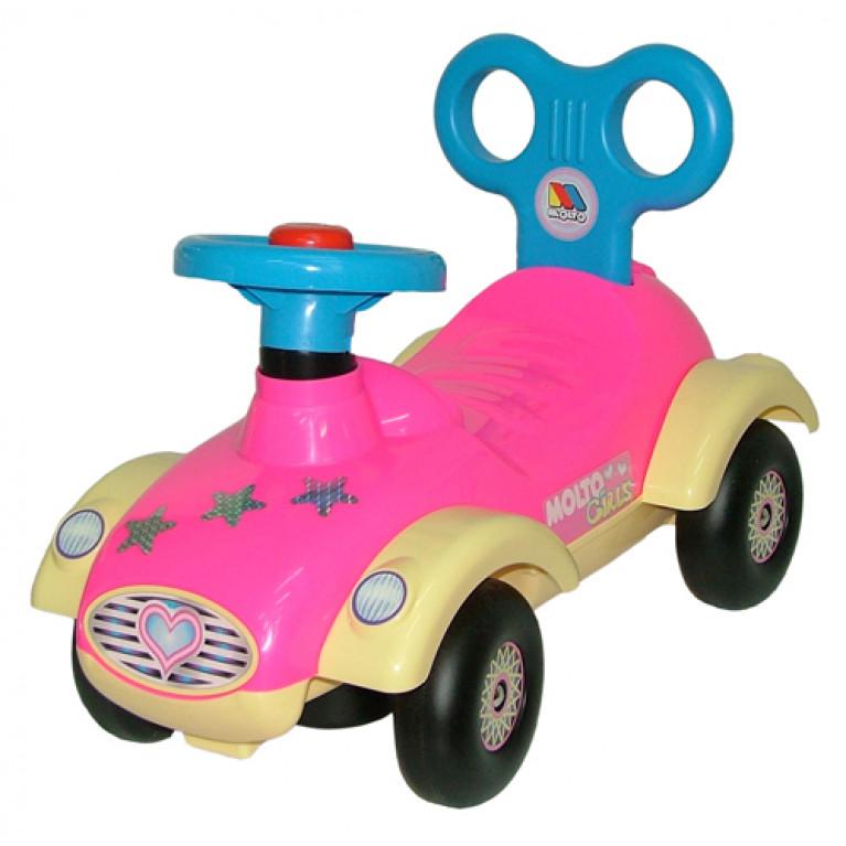 Каталка-авто Сабрина