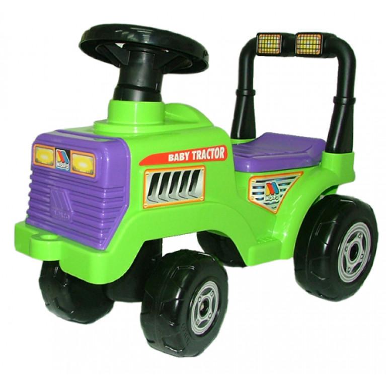 Каталка-трактор Митя со звуком