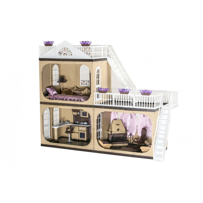 Кукольный домик Коттедж